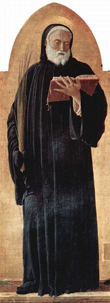 Св. Бенедикт не старался прослыть святым прежде, чем стал им