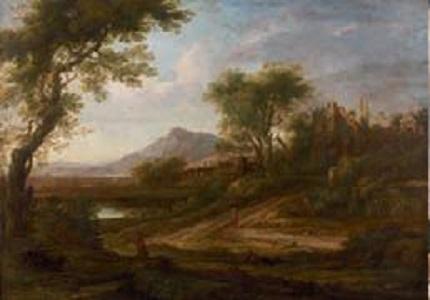 «Итальянский француз» Гаспар Дюге, основатель римской школы пейзажа XVII века